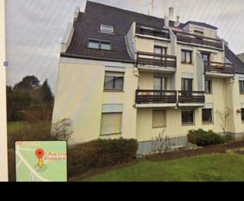 Location Appartement rénové 3 pièces  () - RDC, toutes charges