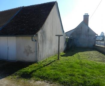 Location Maison 3 pièces avec cour commune Chitenay (41120)
