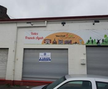 Location Local commercial 3 pièces Vieux-Condé (59690) - PROCHE AXE DE PASSAGE VERS LA FRONTIERE