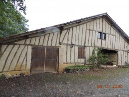 Location Maison 5 pièces Loubédat (32110) - Maison gasconne typique
