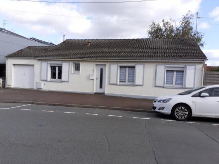 Location Maison de ville 4 pièces Linselles (59126) - LINSELLES