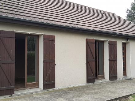 Location Maison 4 pièces Boulleret (18240)
